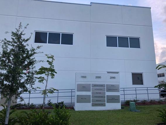 Miami Oficina/warehouse Temporario O/ Largos Contratos