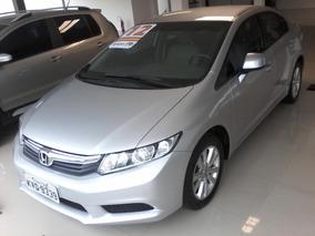 Honda Civic 1.8 Lxs 16v Flex 4p Automático 2012/2012
