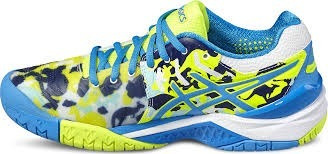 Tênis Asics Gel Resolution 7 L.e Melbourne Tennis, Sqush,