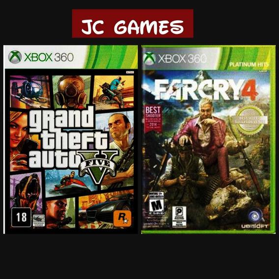 Gta V (+1 Brinde) , Midia Digital Xbox 360 ! Leia O Anuncio/
