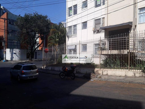 Apartamento Com 3 Dormitórios À Venda, 87 M² Por R$ 370.000,00 - Anchieta - Belo Horizonte/mg - Ap1373