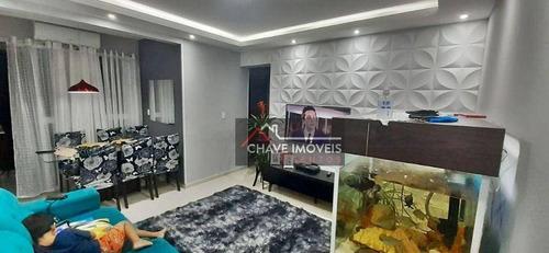 Imagem 1 de 17 de Apartamento No Macuco, Proximo À Afonso Pena . São Dois Dormitórios, Sendo Uma Suíte. Com Varanda E Vista Livre, - Ap3012