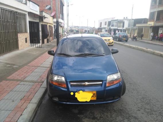 Chevrolet Aveo 1.4 Sedan 2006