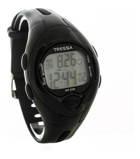 Reloj Tressa Cardio Monitor Pulsometro Banda Hr1109 Wr 50m