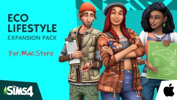 The Sims 4 [mac] - Completo [expansões, Objetos, Pacotes]