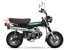 Moto Zanella Hot 90 Shot 0km 2018 Tipo Dax Fun Nuevo Modelo