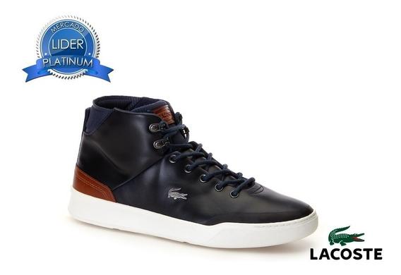 Zapatillas Lacoste Explorateur Classic Azul 2q8 Marron Dt3