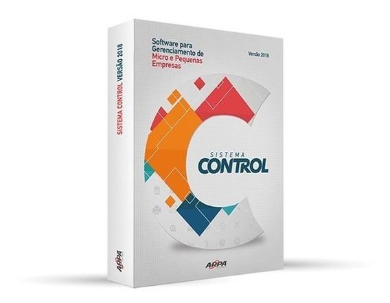 Sistema De Automação Comercial Control 2018 - Arpa Sistemas