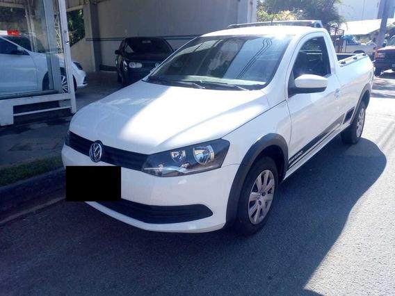 Volkswagen Saveiro 1.6 Cs Total Flex 2