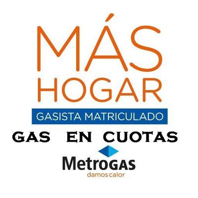 Instalaciones De Gas Natural En Cuotas - Instalaciones Dz