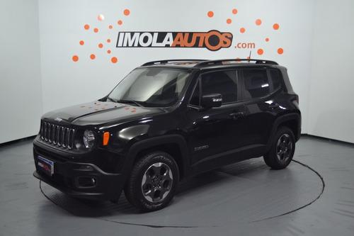 Jeep Renegade 1.8 Sport M/t 2017 -imolaautos