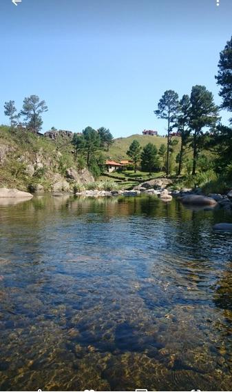 Dueño Vende 7 Cabañas Sierras Cordoba