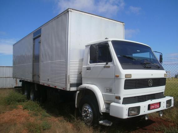 Vw 14210 Truck Ano 89 Bau 8,90