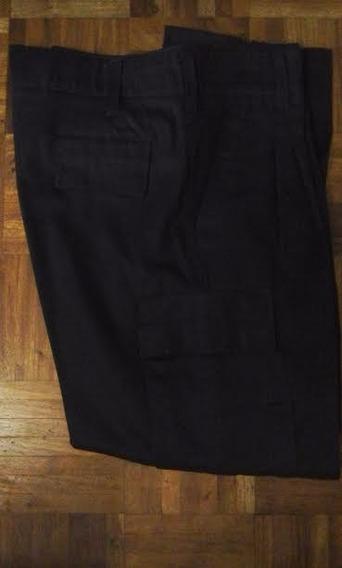 Pantalon Pol. , Uniforme , Azul Noche Talle 48