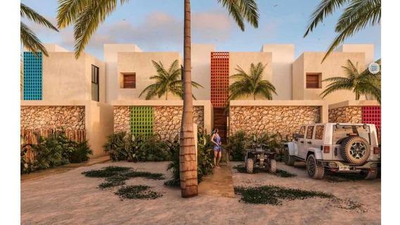 Villa Diez.cinco En Chicxukub Muy Cerca De La Playa