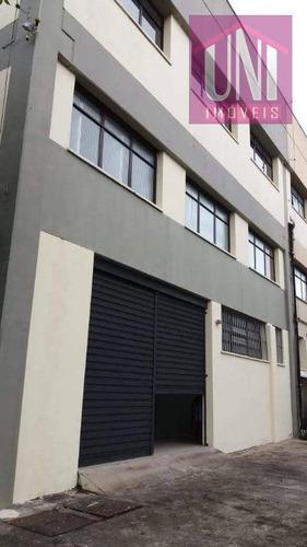 Galpão Para Alugar, 100 M² Por R$ 28.000/mês - Jardim Sabará - São Paulo/sp - Ga0131