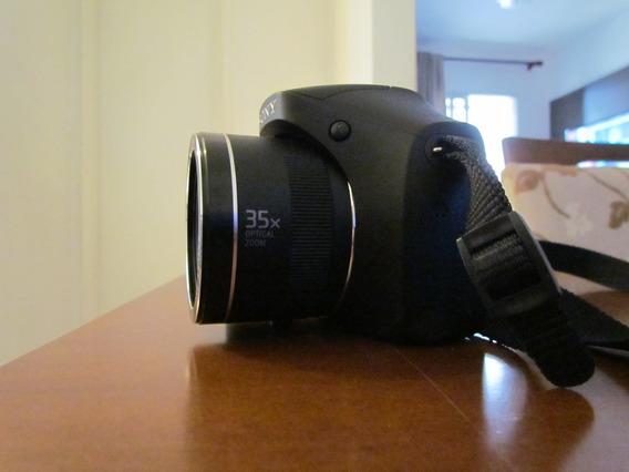 Camera Sony Dsc - H300 Semi Profissional