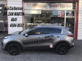 Kia Sportage 2017 Ex 4x2 Tapizado De Cuero Km 10.600