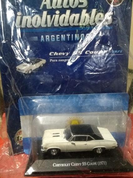 Chevrolet Chevy Ss Coupe Autos Inolvidables Coleccion #20