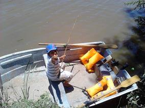 Bote Nuevo 3m + Remos + Toletes + 3 Salvavidas Oferton