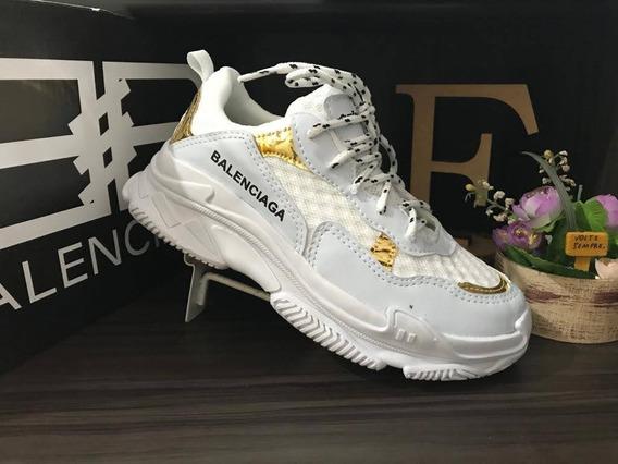 Zapatillas Triple S Importadas Sneakers Balenciaga Envíos !
