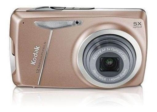 Câmera Digital Kodak Easyshare M530 12 Mp, Lcd 2,7