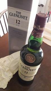 Whisky The Glenlivet 12 Años