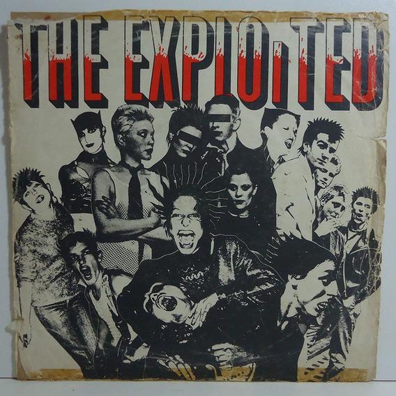 The Exploited 1980 Exploited Barmy Army Compacto Importado