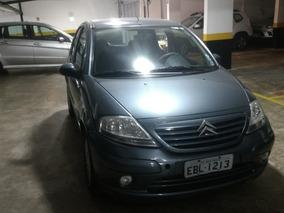 Citroën C3 1.4 8v Exclusive Flex 5p 2008