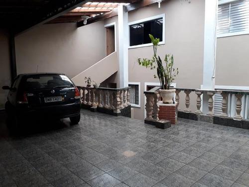 Casa À Venda, 300 M² - Jardim Imperial - Atibaia/sp - Ca1194