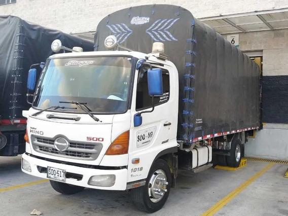 Hino Fc 500 2011