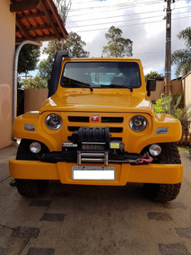 Troller 3.0 - 2010 - Amarelo Dakar