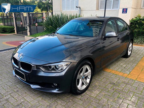 Bmw 320i 2.0 16v Turbo Active Flex 4p Automatico 2014