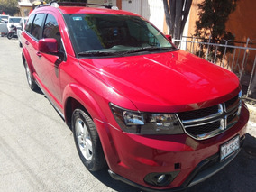Dodge Journey 2.4 Sxt 7 Pasj At 2012