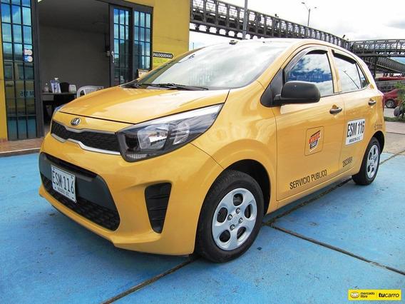 Taxi Kia Picanto Ion Lx Ecotaxi