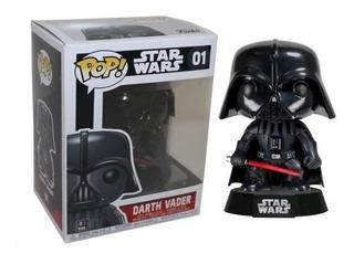 Funko Pop! Star Wars - Darth Vader #01