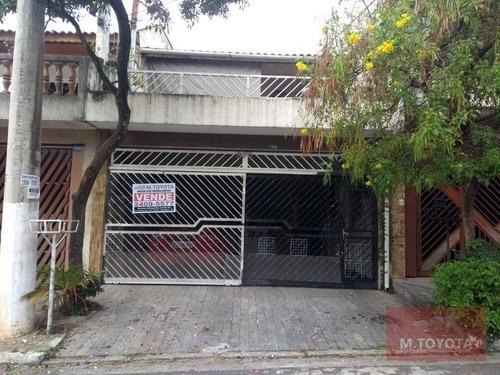 Sobrado Com 6 Dormitórios À Venda, 204 M² Por R$ 700.000,00 - Jardim Santa Cecília - Guarulhos/sp - So0089