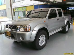 Nissan Frontier Ax Mt 3000cc 4x4 Td Fe