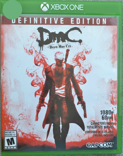 Dmc Devil May Cry Xbox One Infinity Games