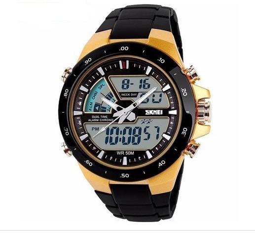 Relógio Masculino Sport Skmei Digital Wr50m Original