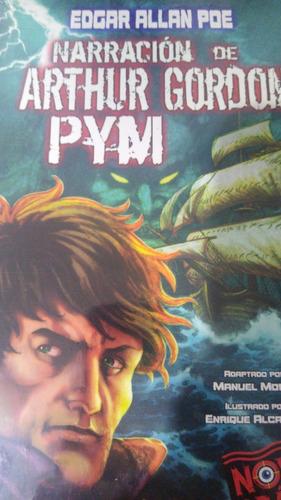 Narracion Arthur Gordon Pym Novela Grafica
