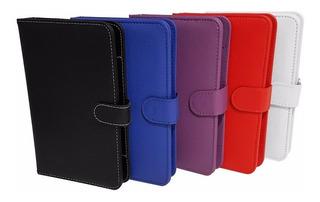 Estuche Con Teclado Funda Para Tablet Pc 9 Micro Usb