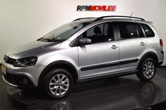 Volkswagen Suran 1.6 Cross Highline 2014 Rpm Moviles