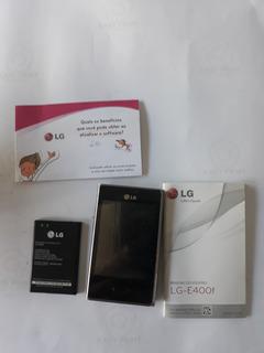 Lg Optimus L3 E400 Android Troco