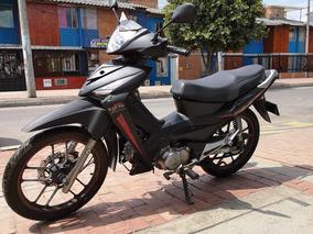 Moto Akt Flex 125 Cc - 2019 Como Nueva 450 Km + Obsequio