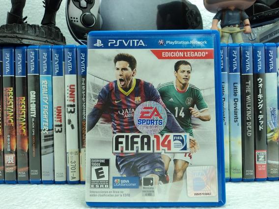 Fifa 14 - Ps Vita - Promoção Em Até 12x Sem Juros !!!