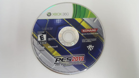 Pes 13 - Pro Evolution Soccer 2013 - Xbox 360 - Sem Encarte