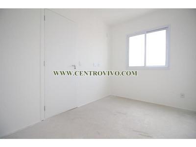 Lindo Apartamento De 32m² - Brás - Ed3499