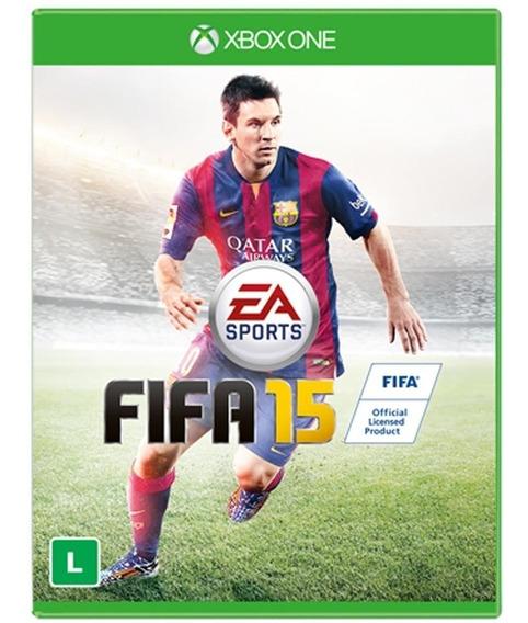Fifa 2015 15 Xbox One Narração Em Português Lacrado Original