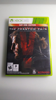 Metalgearsolid The Phantom Pain Xbox 360 Lenny Star Games